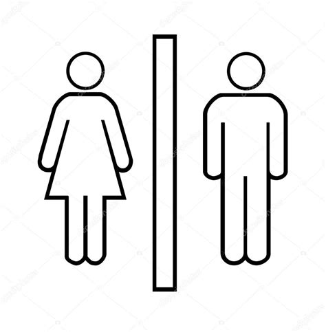 man and woman bathroom symbol men bathroom sign clip art car interior design