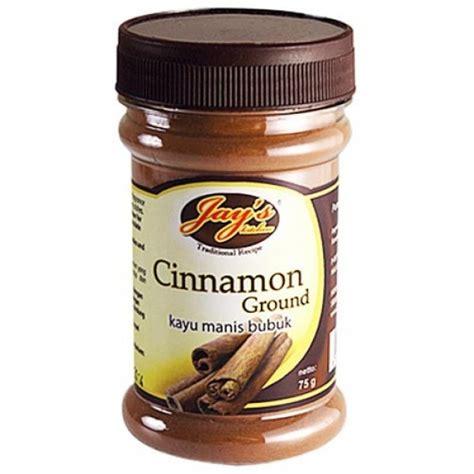 Bubuk Kayu Manis Cinnamon Powder jays cinnamon ground kayu manis bubuk 75g