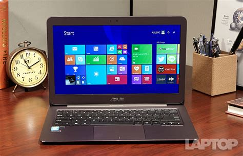 Laptop Asus Zenbook Ux305f asus zenbook ux305 review and benchmarks