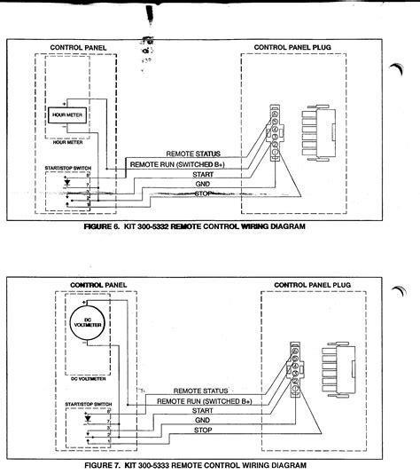 wiring diagram onan genset 6 5 kw free wiring