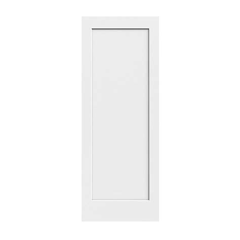 Kitchen Cabinets Locks by C11 1 Panel Shaker Style Primed Craftwood Products