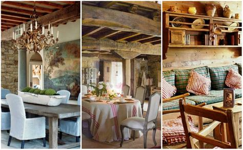 French Country Livingroom by Modern Interior Decorating Ideas In Provencal Style Home