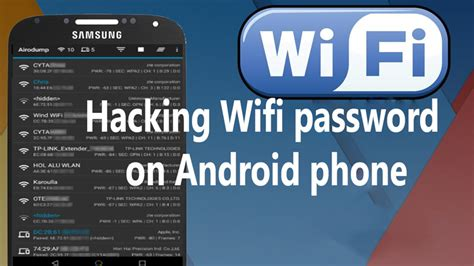 tutorial hack wifi password android how to hacking wifi password in android phone cyber