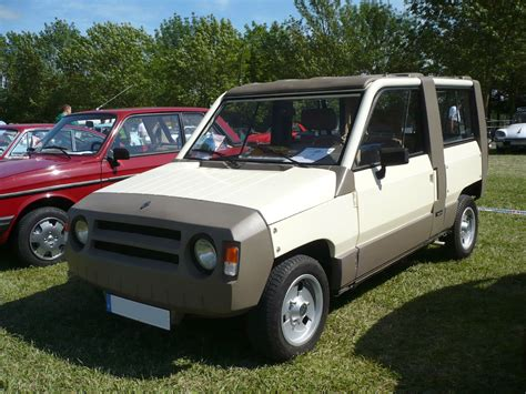 renault rodeo 1984 renault rodeo 5 related infomation specifications