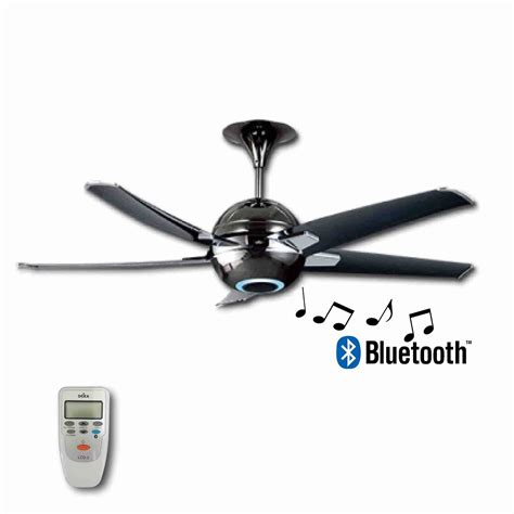 Ceiling Fan With Bluetooth Speaker - deka ceiling fan ifan q built in bluetooth speaker