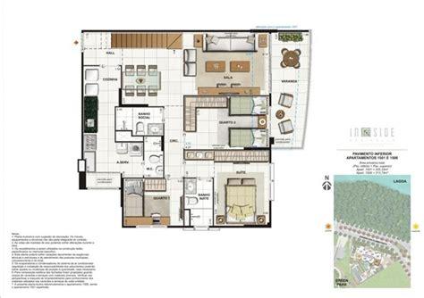 inside pen 237 nsula home design apartamentos 3 e 2 quartos