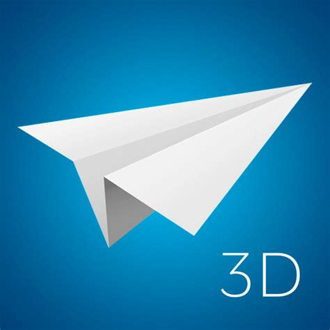 How To Make A 3d Paper Airplane - how to make paper airplanes on the app store