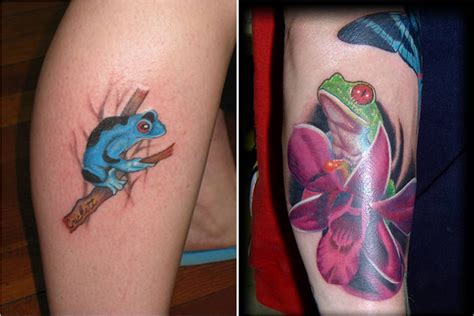 frog tattoo ideas trend tattoos frog tattoos