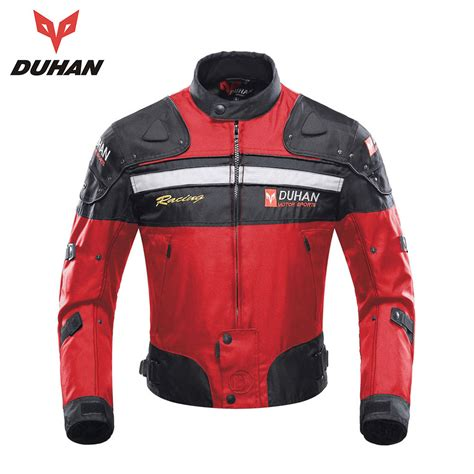 motocross jacket duhan motorcycle jacket men protective moto jacket