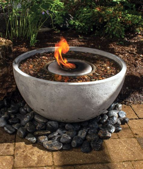 aquascape fountains fire fountain by aquascape 174