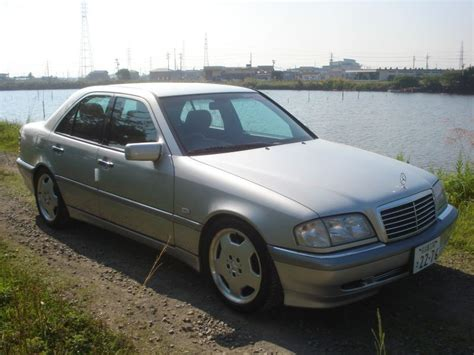 Mercedes C240 For Sale by Mercedes C240 1998 Used For Sale