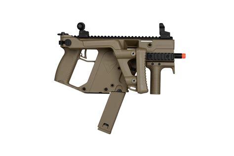 Airsoft Gun Kriss V kwa kriss vector smg gas blowback airsoft gun w ns2 system kwa 102 00302