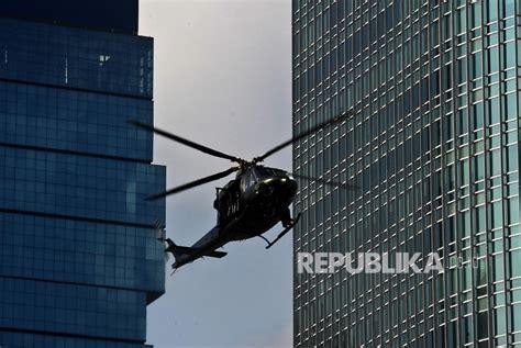 Helikopter Jenis Bell mabes ad kumpulkan informasi helikopter yang jatuh di poso