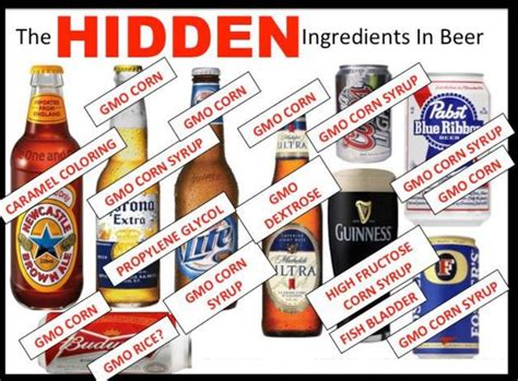 light beers without gmo pin by sarah geer on survival of the fittest pinterest