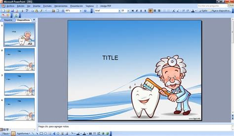 free dental powerpoint templates ui plantillas para power point gratis the knownledge