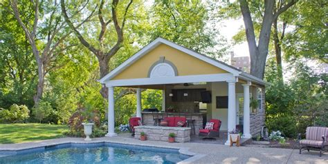 cabana pool house pool houses cabanas landscaping network