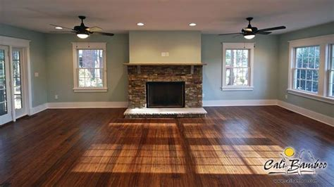 Antique Java Fossilized® Bamboo Flooring from Cali Bamboo