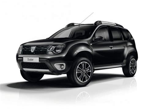 renault duster black le dacia duster black touch remplace le duster prestige