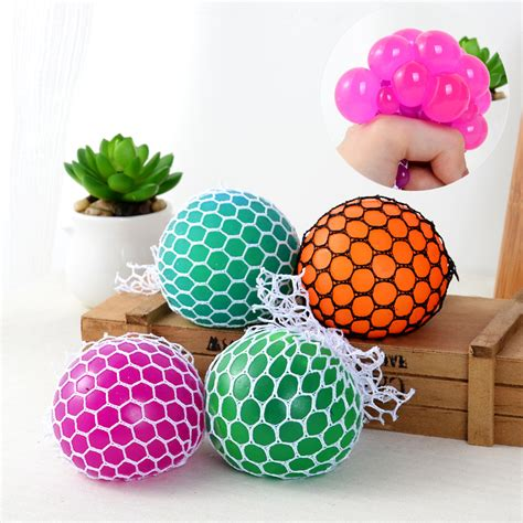 squishy mesh outdoor sports balls squishy mesh stress