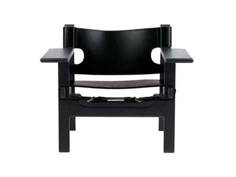 ergonomic armchairs easy chair with armrests the spanish chair by fredericia