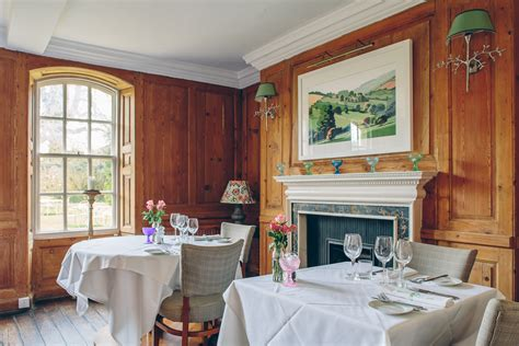 The Dining Room Malmesbury the rectory hotel a chintz free country house in the cotswolds remodelista sourcebook for