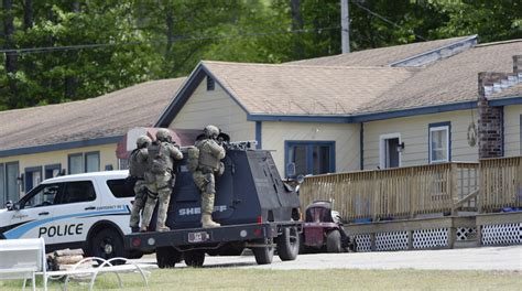 Cumberland County Arrest Records Maine And After 5 Hour Standoff At Bridgton