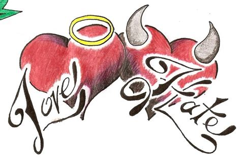 angel heart tattoo designs ideas and designs page 5