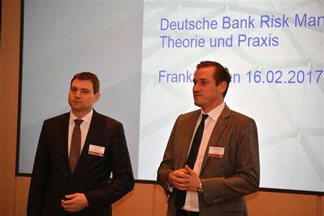 deutsche bank pgk frankfurt tma nextgen event frankfurt 16 februar 2017 tma