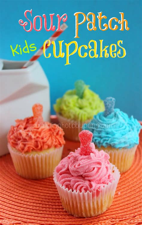 Home Design Rite Aid Sour Patch Kids Cupcakes