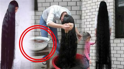worlds longest public hair discover the secret to grow the world s longest hair youtube