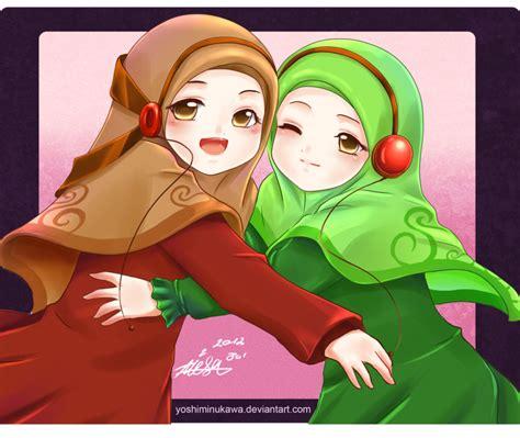 diary fnc muslimah teman dan sahabat