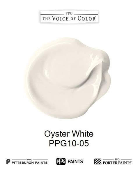 porter paints oysters and paint colors on