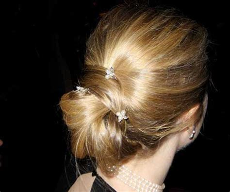 Easy Hairstyles For Medium Hair Updos by Best Hair Updos For Medium Length Hair Hairstyles