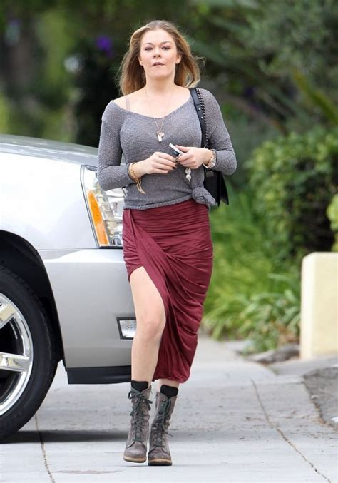 Style Leann Rimes by Leann Rimes Style Out In Santa November 2013