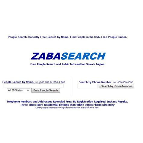 Records Free Search Engine Web Search Engines Pipl Bizavo And More