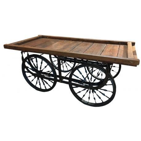 vendor cart vintage wooden vendor cart blackbrook interiors