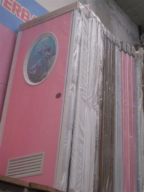 pintu pvc studi bahan bangunan universitas diponegoro