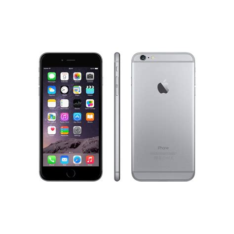 smartphone apple iphone 6s 4g 32gb space gray eu