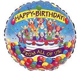 Wedding Wishes Nautical Happy Birthday From All Of Us Birthday Balloons