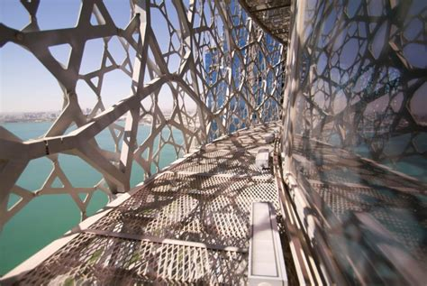 pattern design qatar jean nouvel burj doha shapes gulf city s skyline