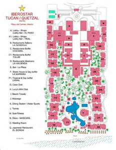iberostar resort map map layout iberostar tucan quetzal connecting rooms are