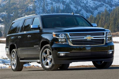 chevy suburban ltz used 2015 chevrolet suburban for sale pricing features