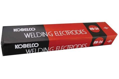 Kawat Las Rb26 2 6mm kobelco rb26 welding electrode welding accessories