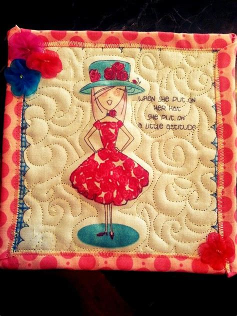 Fast Quilting Projects Pot Holders Mug Rugs Pincushions - 59 best my quilts and projects images on