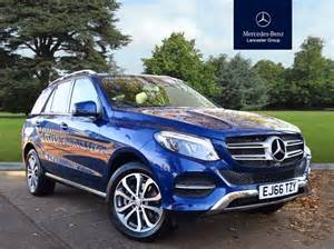 Mercedes Southend Used Mercedes Gle Class Gle 250 D 4matic Sport For