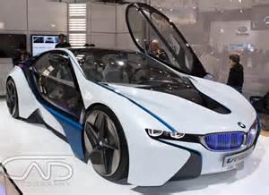 Electric Car Motor Australia Bmw Electric Concept Melbourne Motorshow Cad Photography