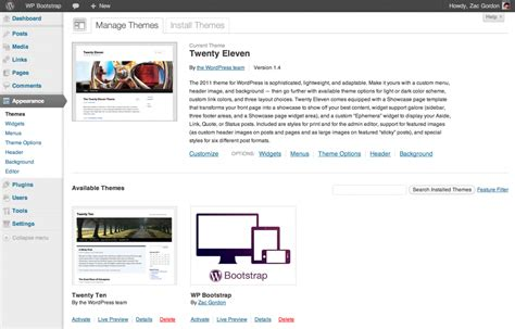 themes blog bootstrap how to build a responsive wordpress theme with bootstrap