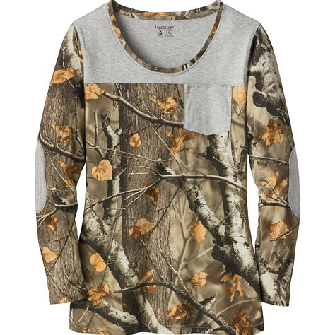 Late Tunic legendary whitetails late season pocket tunic ebay