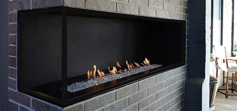 Gas Fireplace Units by H Series By European Home Modern Corner Fireplace Vent
