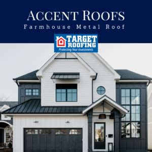 farmhouse roof design ideas target roofing residential